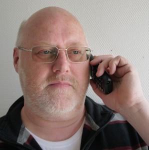 Über mich Jochen Merx an der Schimmel-Hotline